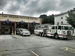 TRUCK 11 TRANSFERRED TO EAST SYRACUSE FD