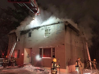 Multiple Occupancy Fire | Greenpoint Ave. | Liverpool