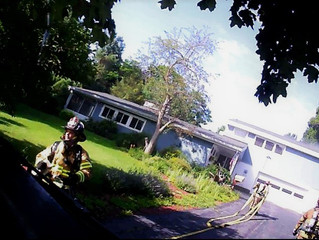 Working Fire | Piercefield Dr. | Solvay