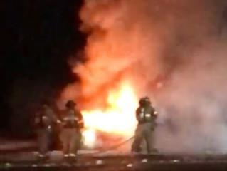 Vehicle Fire | Milton Ave. | Solvay