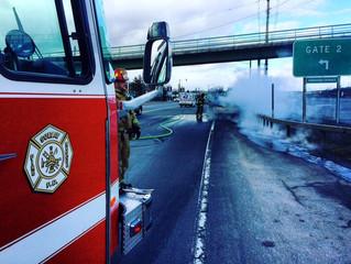 Vehicle Fire | State Fair Blvd. | Geddes