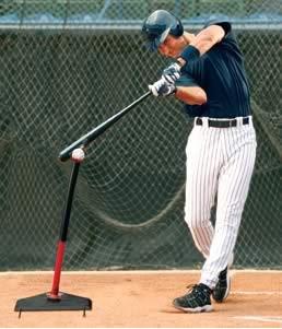 Beisebol -Como criar material para treinar em casa.
