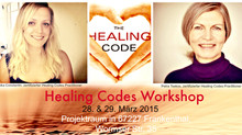 Healing Codes Workshop am 28. und 29. März in Frankthal