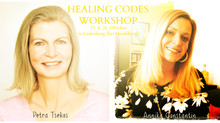 Healing Code Workshop am 25. und 26. Oktober 2014 in Ladenburg (bei Heidelberg)