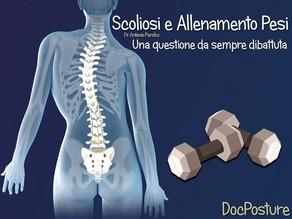 Scoliosi e Allenamento Pesi