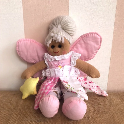 Little Fairy Rag Doll