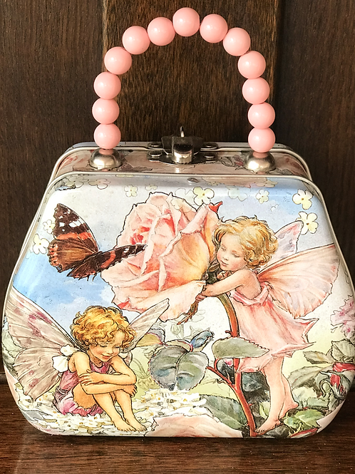 Flower Fairies Tin Purse- collection only