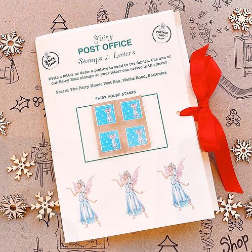 Fairy Letter Set- Winter edition