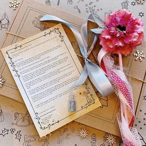 Handmade Fairy Wand Gift Set