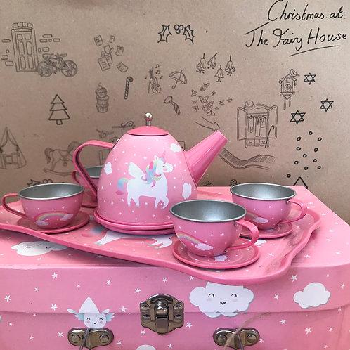 Unicorn Tea Set- collection only