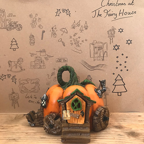 Pumpkin  House- collection only