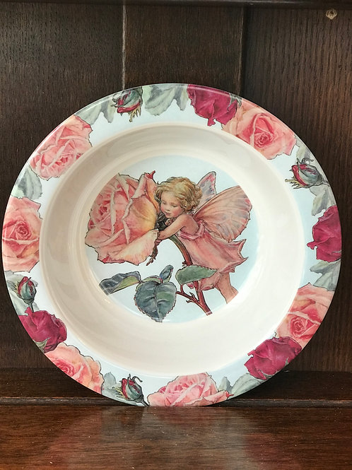 Flower Fairies Bowl- collection only