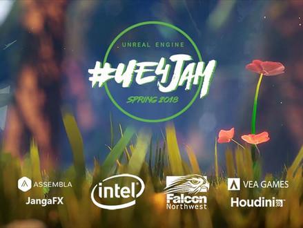UE4 Spring JAM
