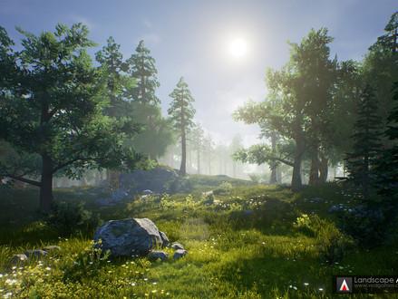 Landscape features request