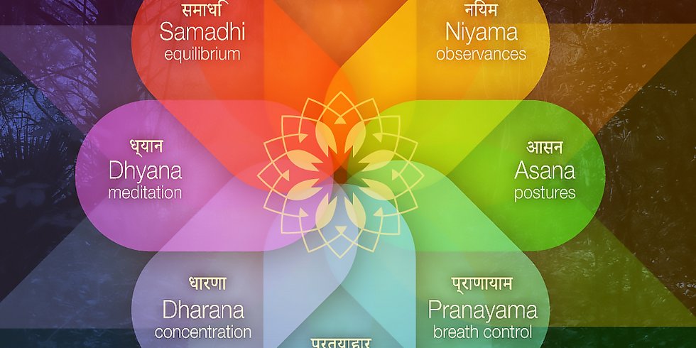 The 8 Limbs of Yoga Workshop