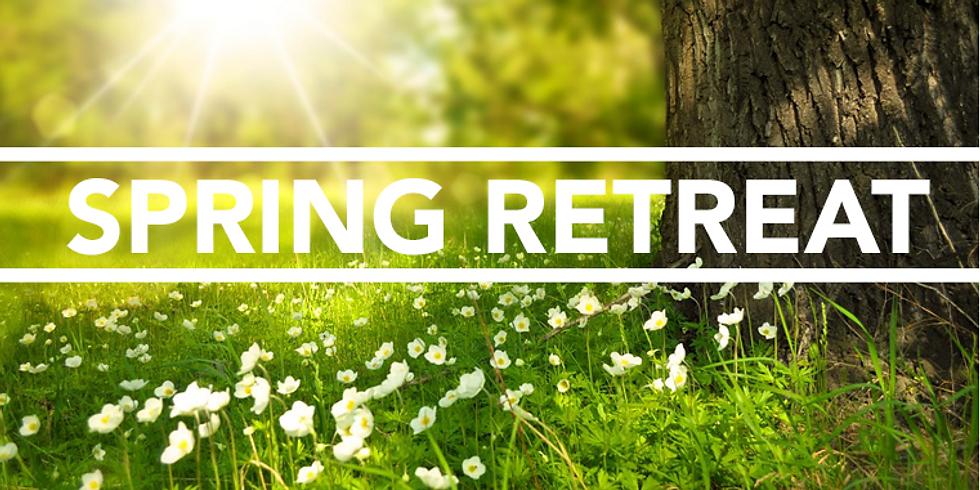 Relax, Restore, Rejuvenate - A Spring Yoga & Meditation Retreat