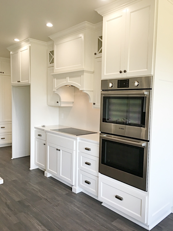 Nordic Homes White Kitchen
