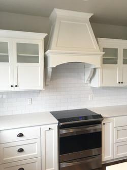 Nordic Homes-White Kitchen