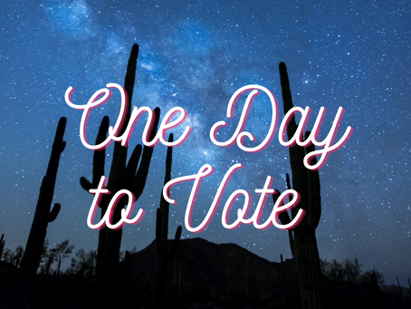 One Day to Vote