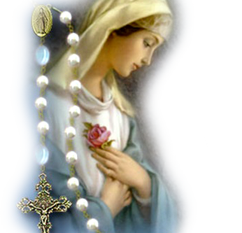 October 7 - Feast of Our Lady of the Rosary