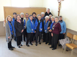 CWL Our Lady of Good Counsel April 26, 2015