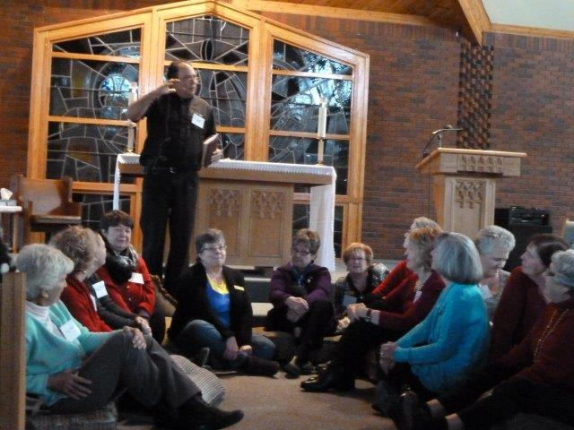 CWL Retreat Jan. 10, 2015