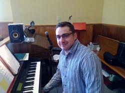 Convention music minister, Ryan Jose