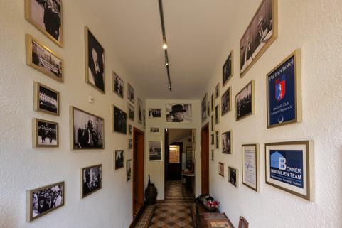 Eingangsbereich der Alten Bürgermeisterei