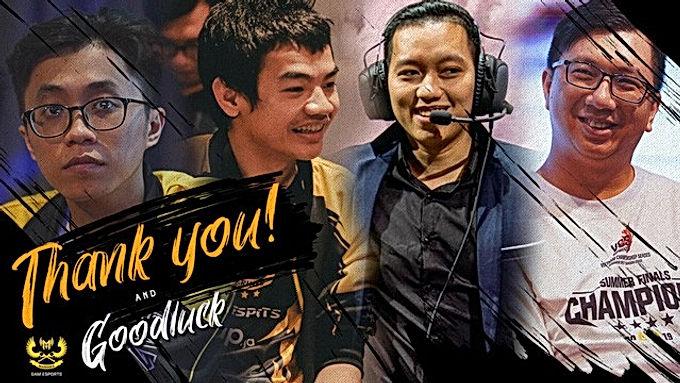 GAM Esports chia tay toàn bộ Ban Huấn Luyện, chính thức bổ nhiệm Nguyễn Khánh Hiệp 'Izumin' làm Giám