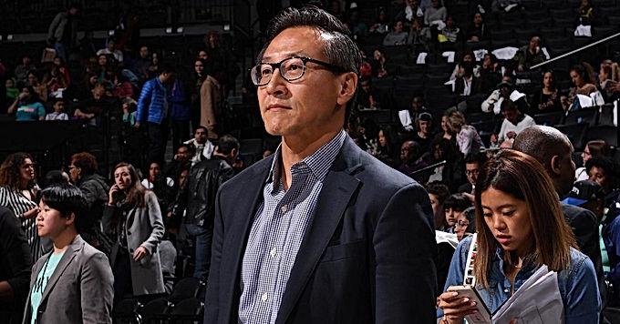 NBA: Chủ sở hữu của Brooklyn Nets Joseph Tsai tiết lộ một số đội bóng không còn cơ hội dự Playoffs k