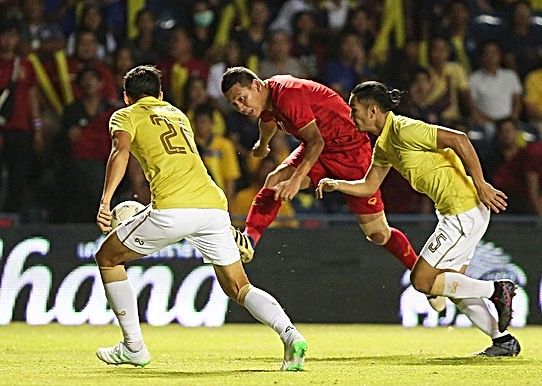 Thái Lan ấn định thời gian tổ chức King's Cup 2020