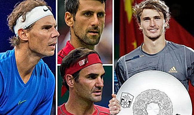 """""""Hoàng tử"""" tennis tuyên bố nhóm trẻ sẽ truất ngôi 3 """"đại ca"""" năm 2020"""