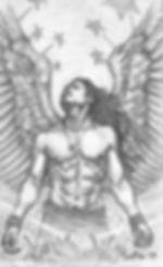 Rebirth Ritual_finished pencil_BW_1024x7