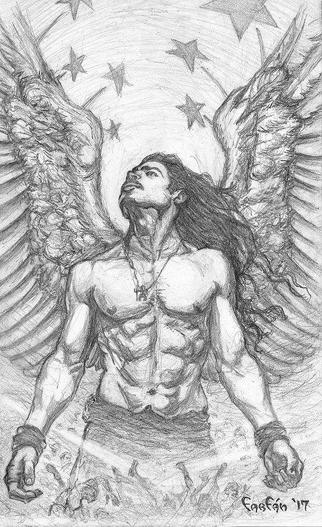 Rebirth Ritual Print