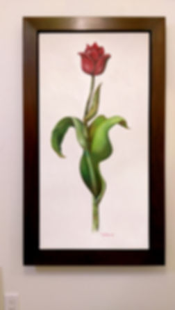 Flower for Mom_Framed_flat_sm.jpg