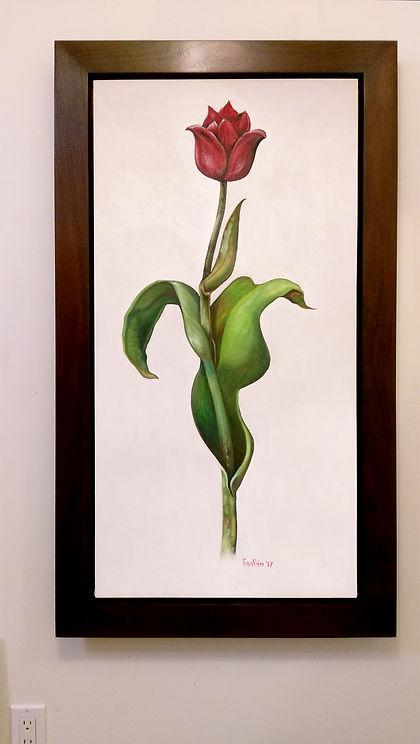 Flower for Mom_Framed_flat_sm.jpg