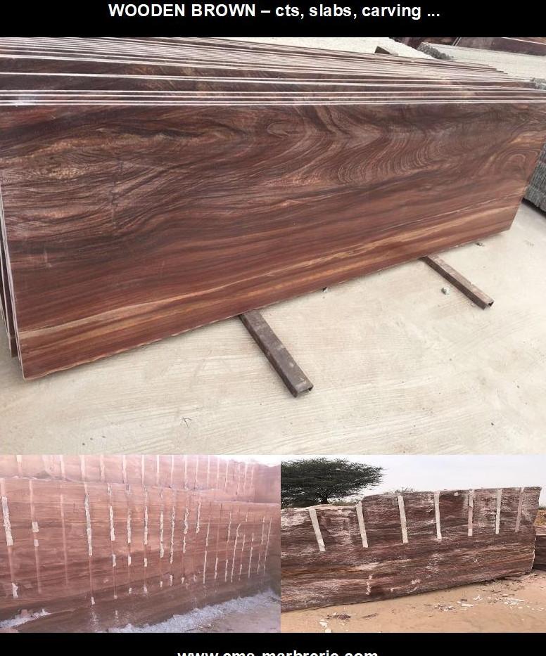 Wooden brown