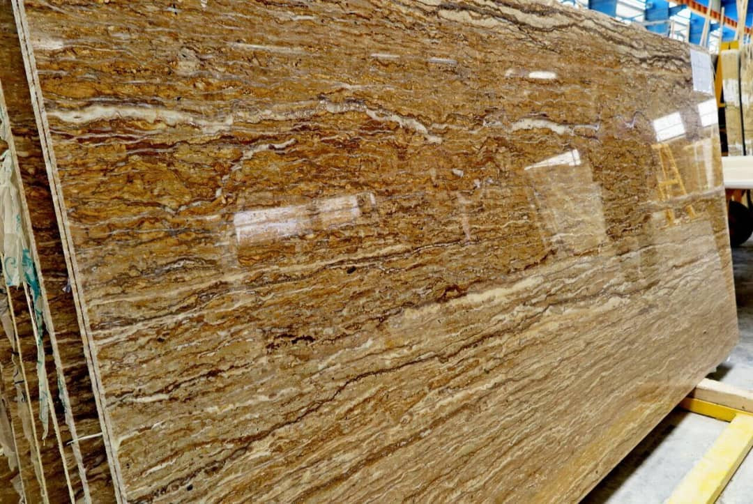 Walnutt Travertine