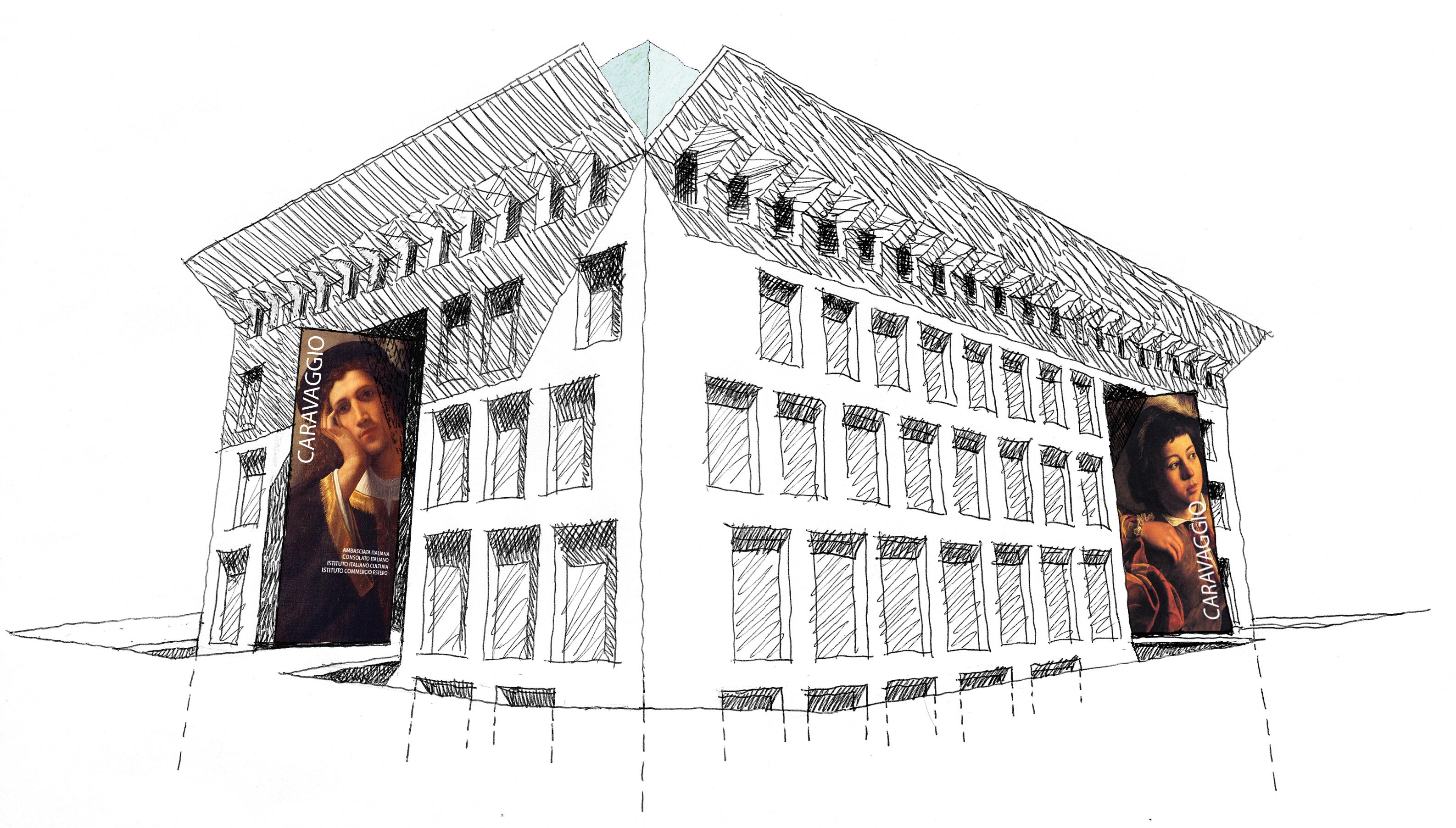 Palazzo Italia Bucarest