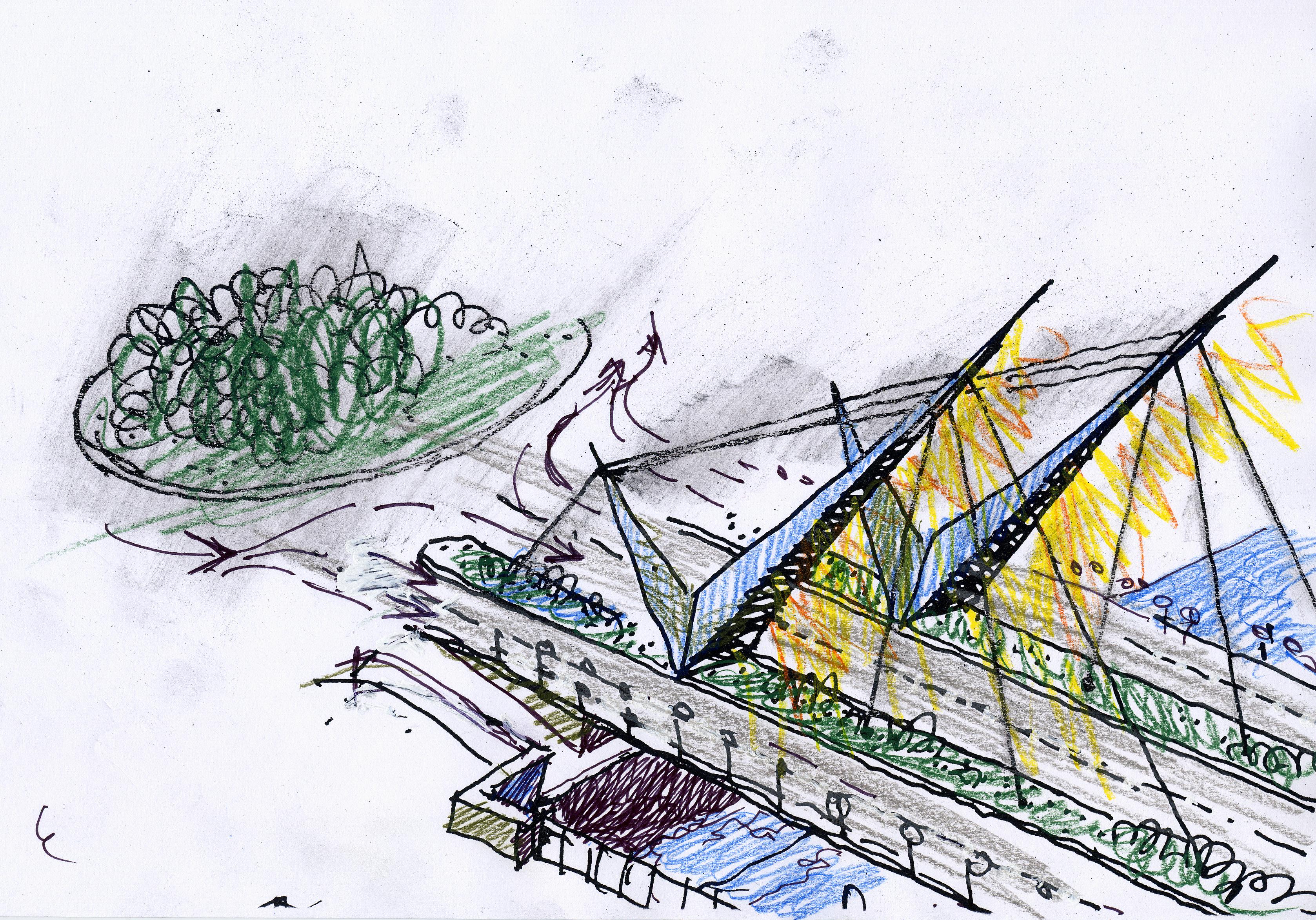Ponte Strallato sulla Dora