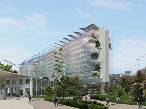 Concorso di Architettura - Federal Building Torino