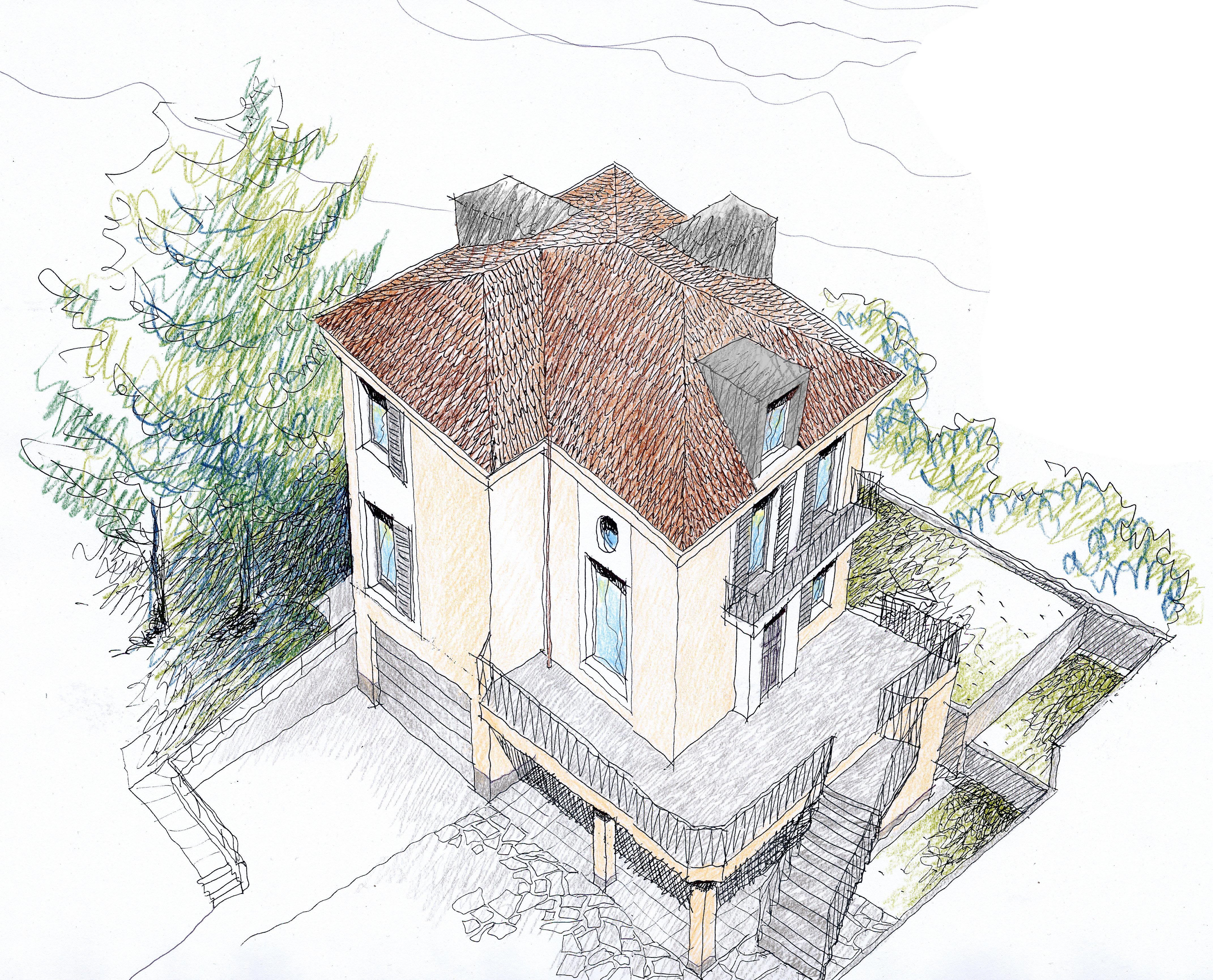 Villa a Torino