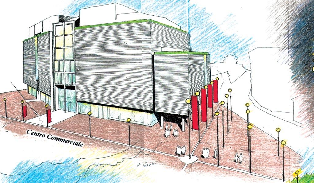 Centro Commerciale a Mestre