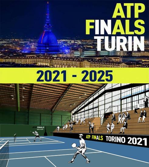 !ATP FINALS 2021 TORINO!
