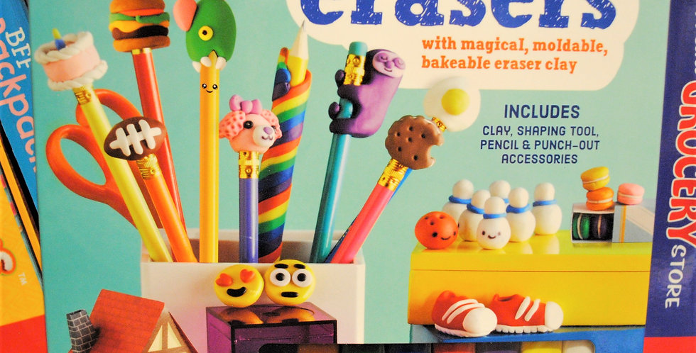 Craft set - Mini Erasers
