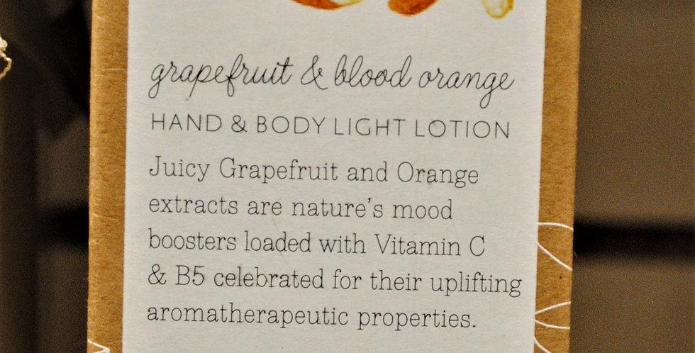 Hand & Body lotion - Grapefruit & Blood Orange