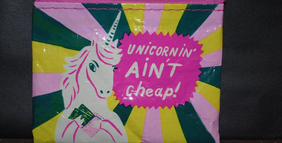 Coin purse - Unicornin' Ain't Cheap