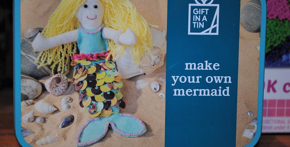Gift tin - Mermaid