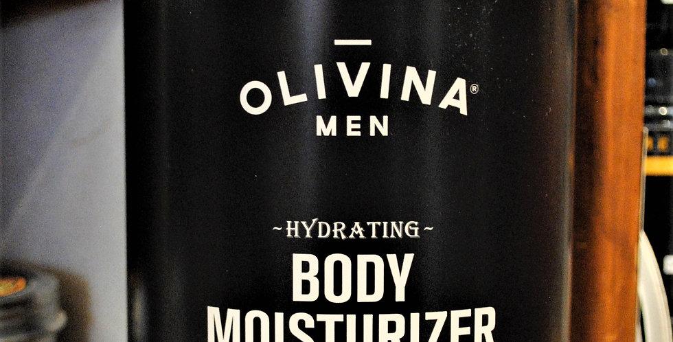 Body Moisturizer - Bourbon Cedar