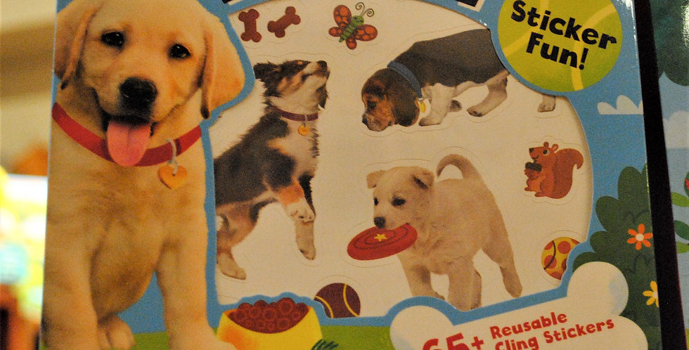 Sticker fun - My Pet Puppy